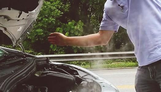 Você sabe o que fazer quando o motor do carro superaquece?