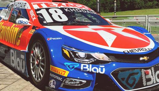 Novo Cruze estreou no Brasil na Stock Car