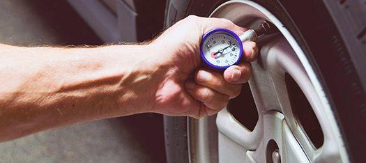 Por que manter o pneu calibrado?