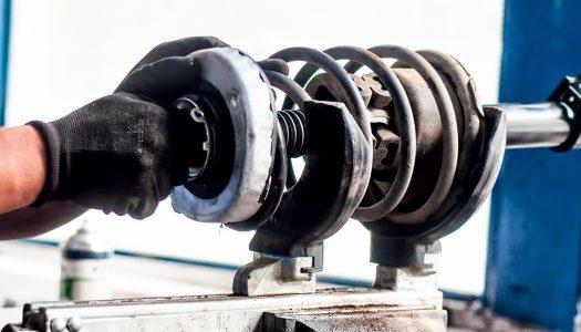 Suspensão do carro: componentes e manutenção