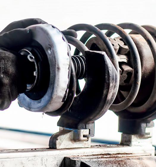 Suspensão: saiba mais sobre os componentes e a manutenção
