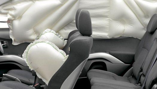 Airbags laterais: entenda como funcionam