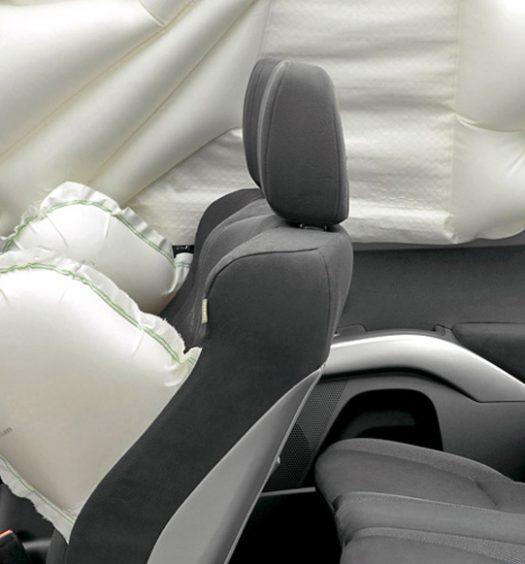 Airbags laterais entenda como funcionam