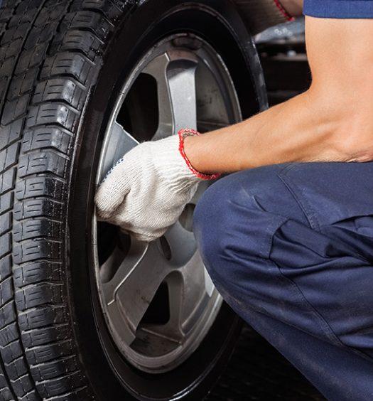 Entenda a importância da calibragem dos pneus