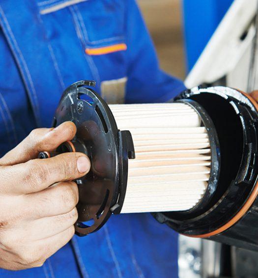 Manutenção do filtro de combustível: saiba mais