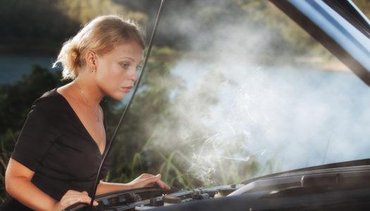 Superaquecimento do motor: entenda as principais causas