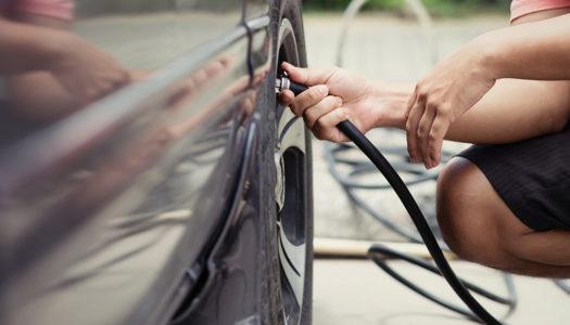 Calibragem de pneus: saiba como fazer corretamente